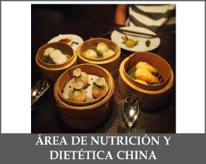 Nutrición y Dietoterapia China